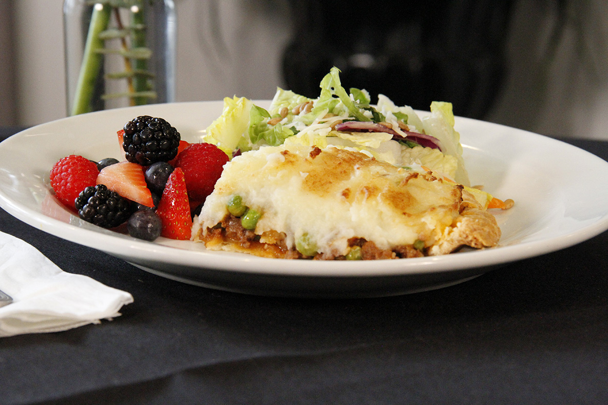 Shepards Pie - Meals at Elysian Senior Homes of Chanhassen